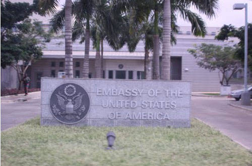 US Embassy denies blind Ghanaians visas for conference